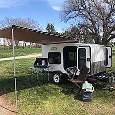 Awning (ARB or Smittybilt) Depending on Availability