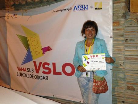 "Proud to be among winners at ""Vama under Oscar lights"" international photography festival"