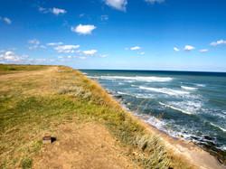 Artist retreat by the sea