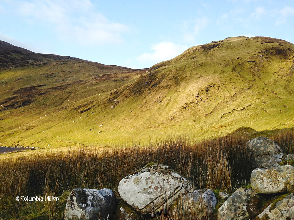 mountains of donegal, landscape photography columbia hillen