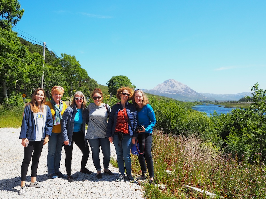 Summer Ireland Writing Retreat