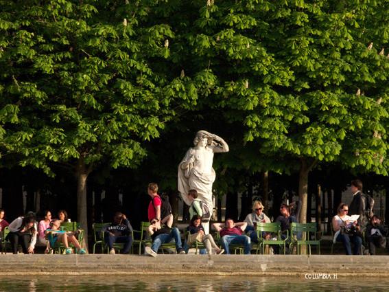 Luxembourg gardens paris, columbia hillen photography