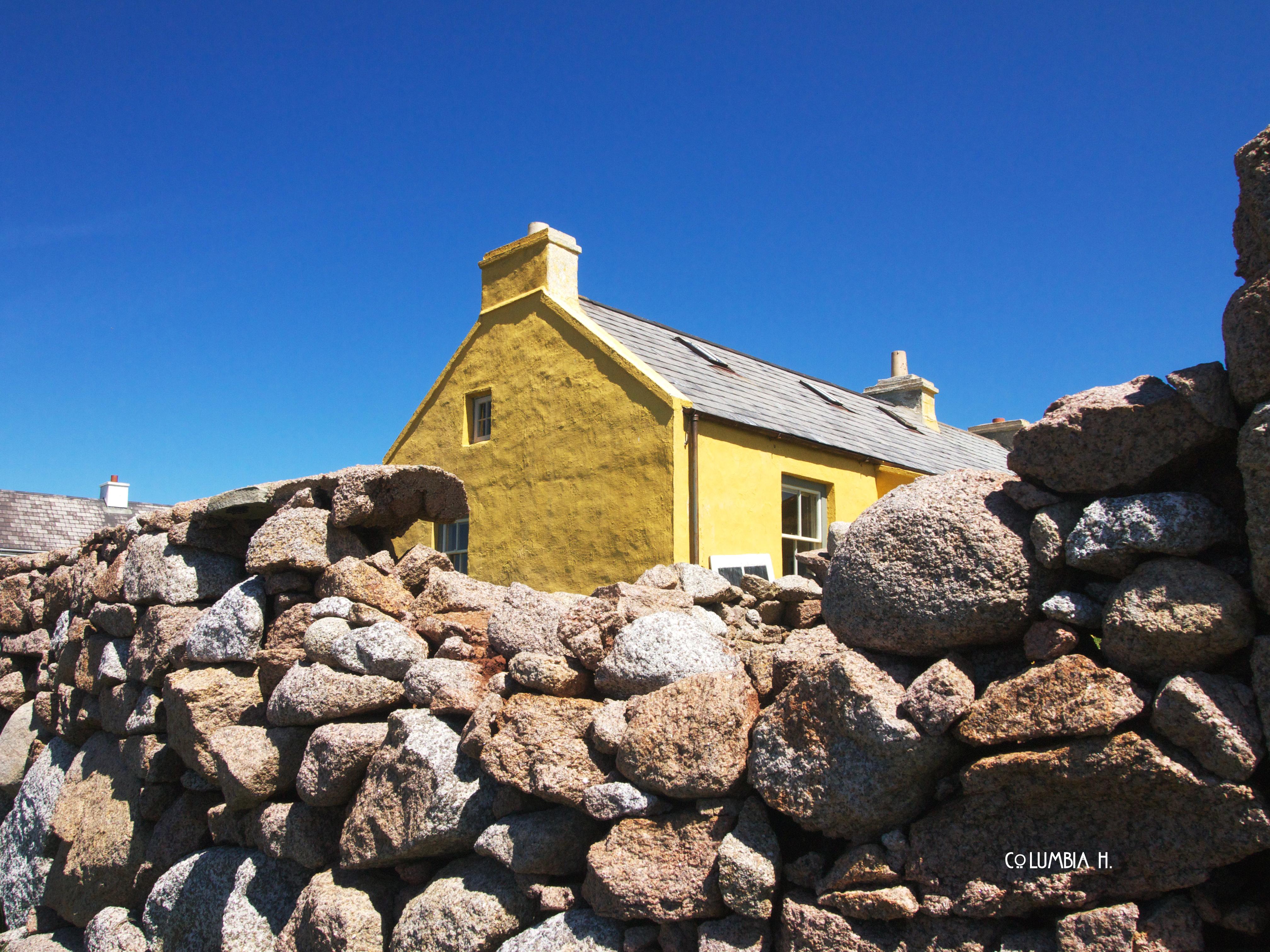 Gola Island, Ireland
