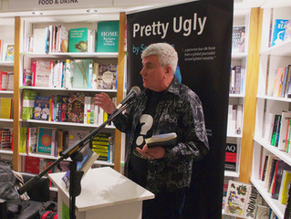 'Pretty Ugly' is officially launched in the City of Literature