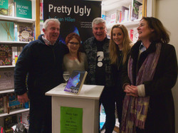 Author Sean Hillen and guests