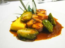 Bastide de Marie, Provencal cuisine