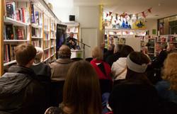 Sean Hillen author speaking