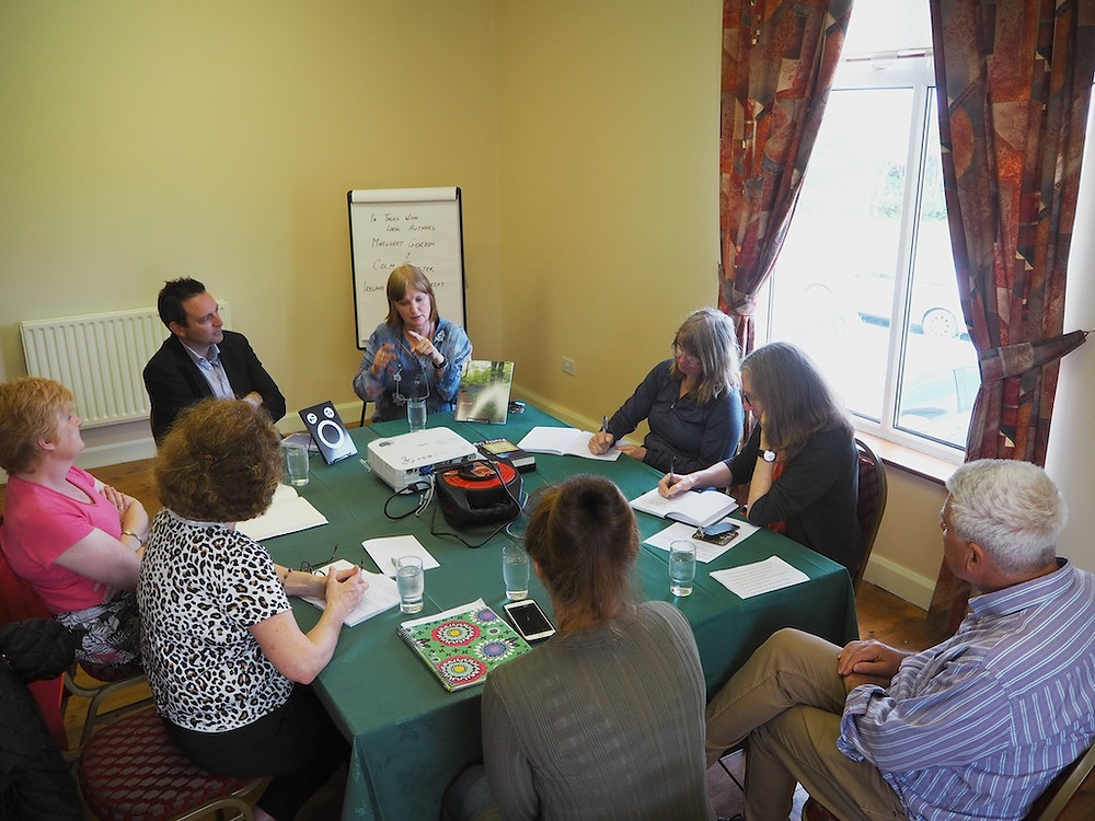 writing workshops ireland, writing retreats ireland
