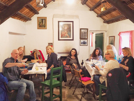 """My experience at Ireland Writing Retreat was life-altering…"""