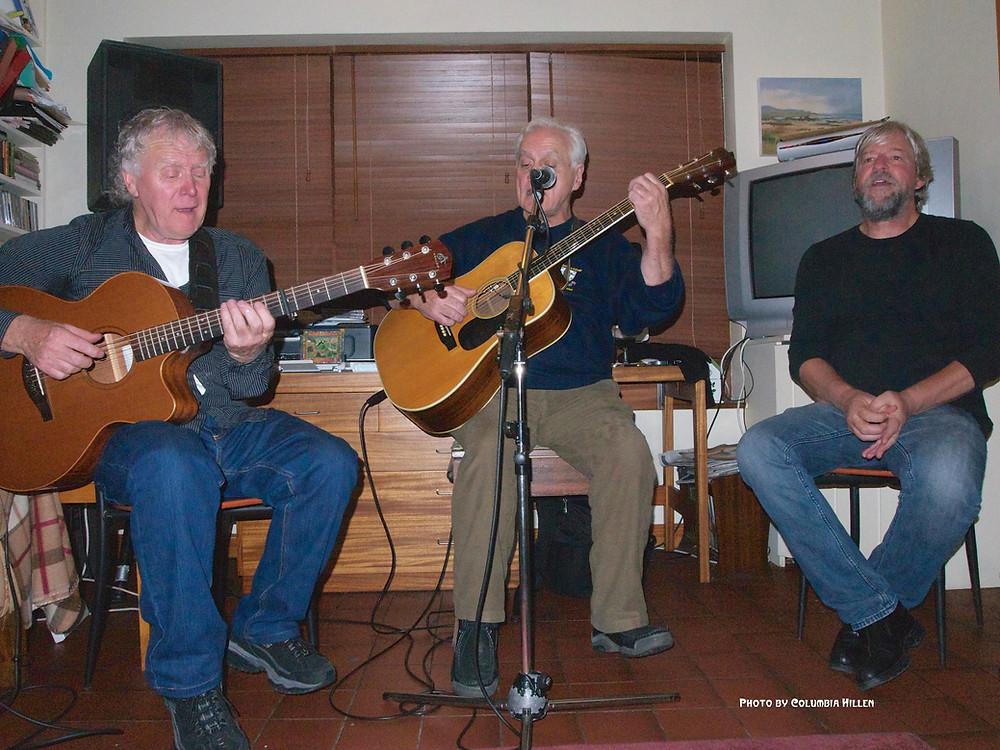 Ian Smith musician, lyrics writing in Ireland