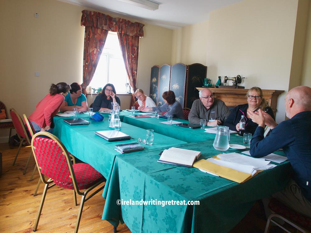 Ireland Writing Retreat, Donegal