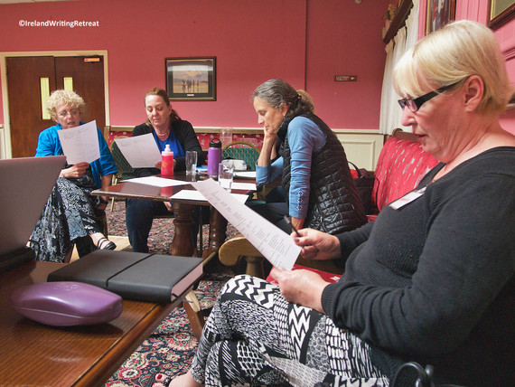 creative writing retreats ireland Writing workshops abroad cork, ireland june 19 - july 21, 2018 join us each summer for a month-long program of study in creative writing, film, theatre.