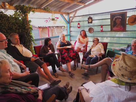 Meditation & hypnotherapy to awaken creativity at the Black Sea Writing Retreat
