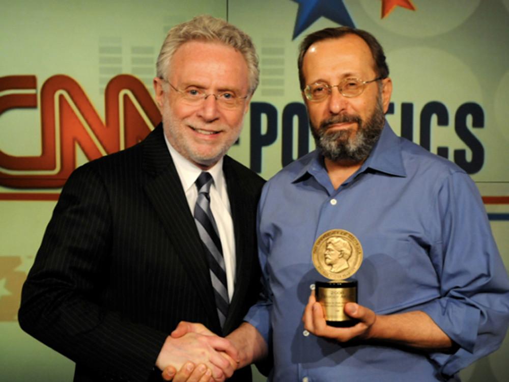 Wolf Blitzer CNN, John DeDakis author
