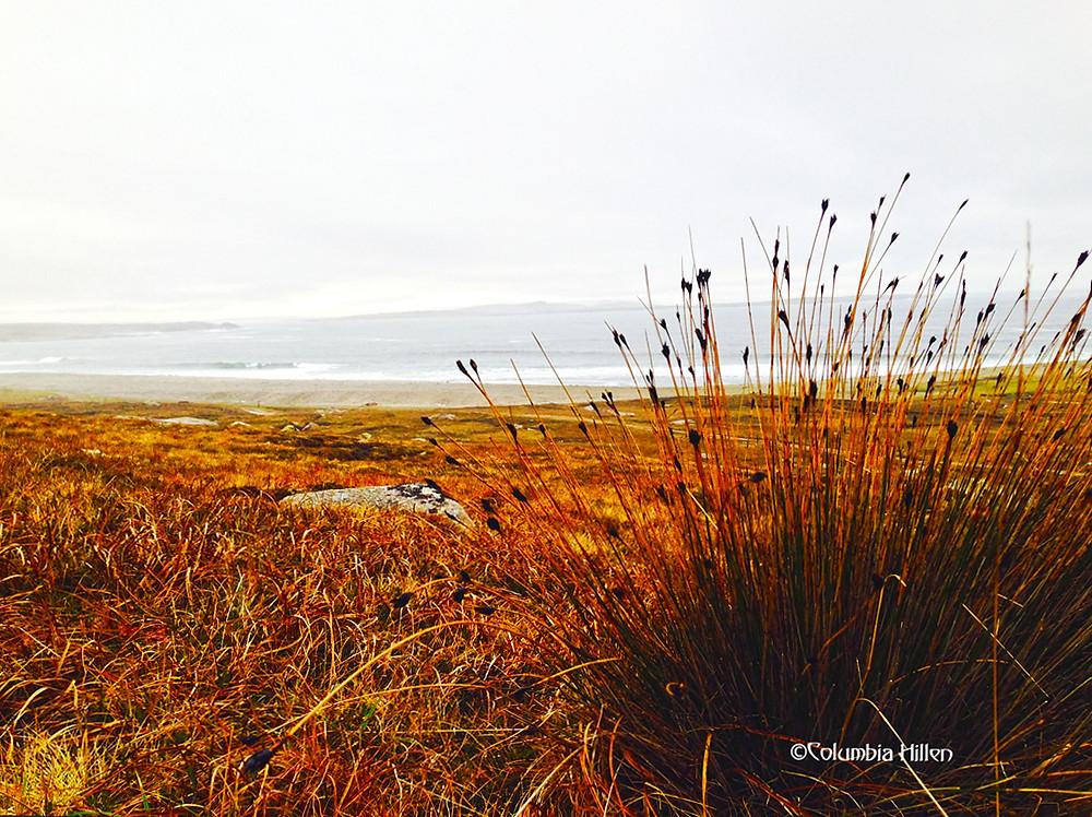 landscape photo donegal, columbia hillen photography