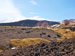 Mount Etna, landscape photography