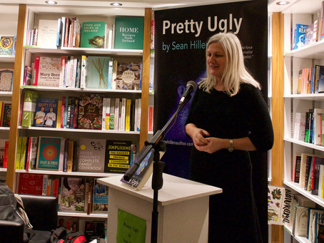 Novel linking Ireland and the US launched in the European City of Literature