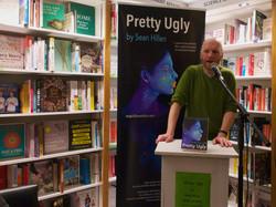 Bob, owner of The Gutter Book shop
