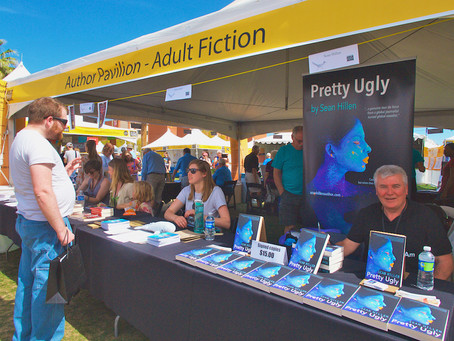 Writers and readers worldwide attend recent Tucson Festival of Books