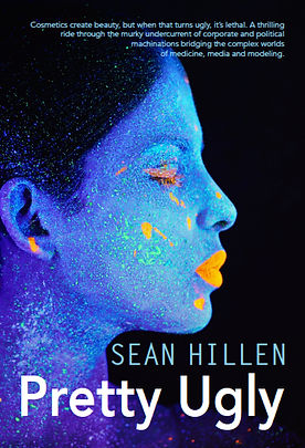 Pretty Ugly book, Sean Hillen author