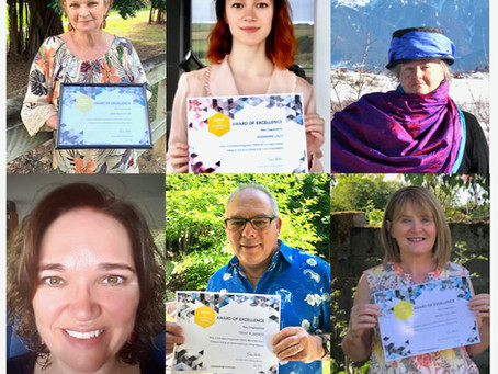 New Awards Launched & Exciting Writing Retreats