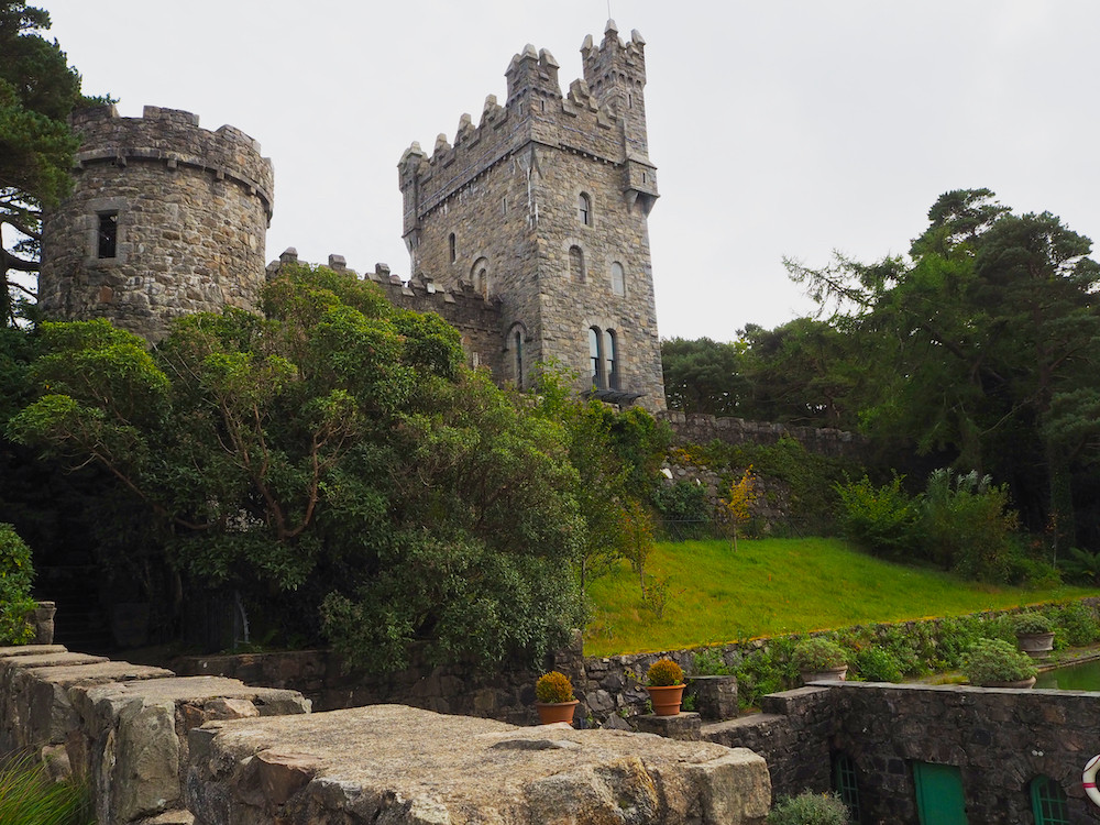 glenveagh national park donegal, castles of ireland