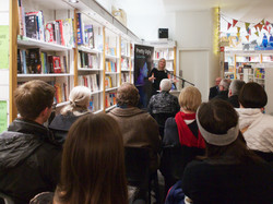 Book launch for 'Pretty Ugly'