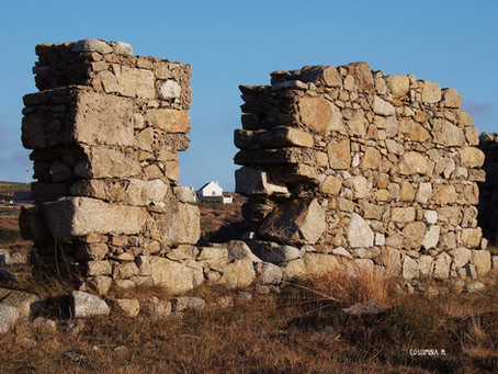 Cnoc Fola or among rocks with soft hearts