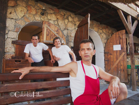Hearts and souls of Vama Veche - the Venice Beach of the Balkans