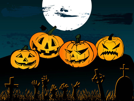 Ghouls, ghosts and things that go bump in the night...