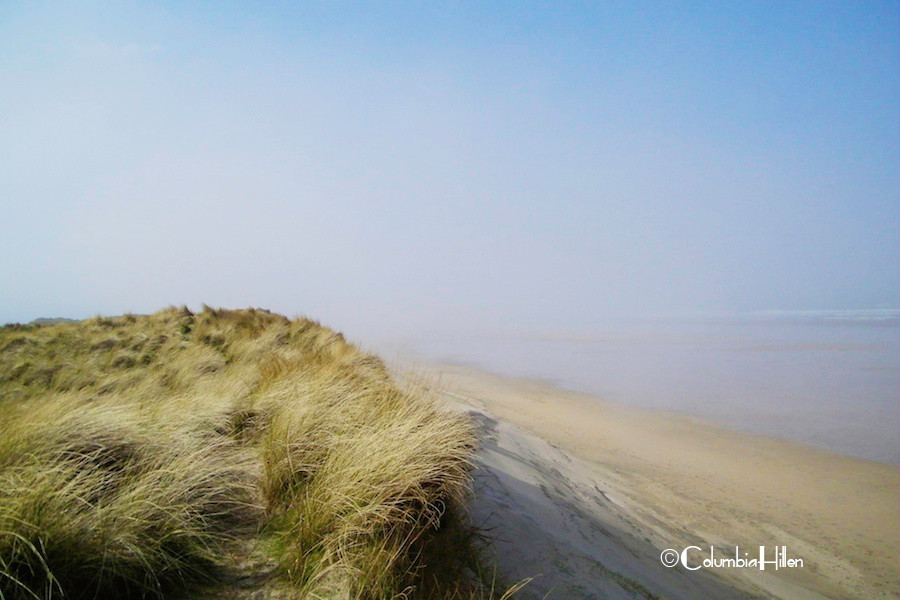 landscape photography, columbia hillen