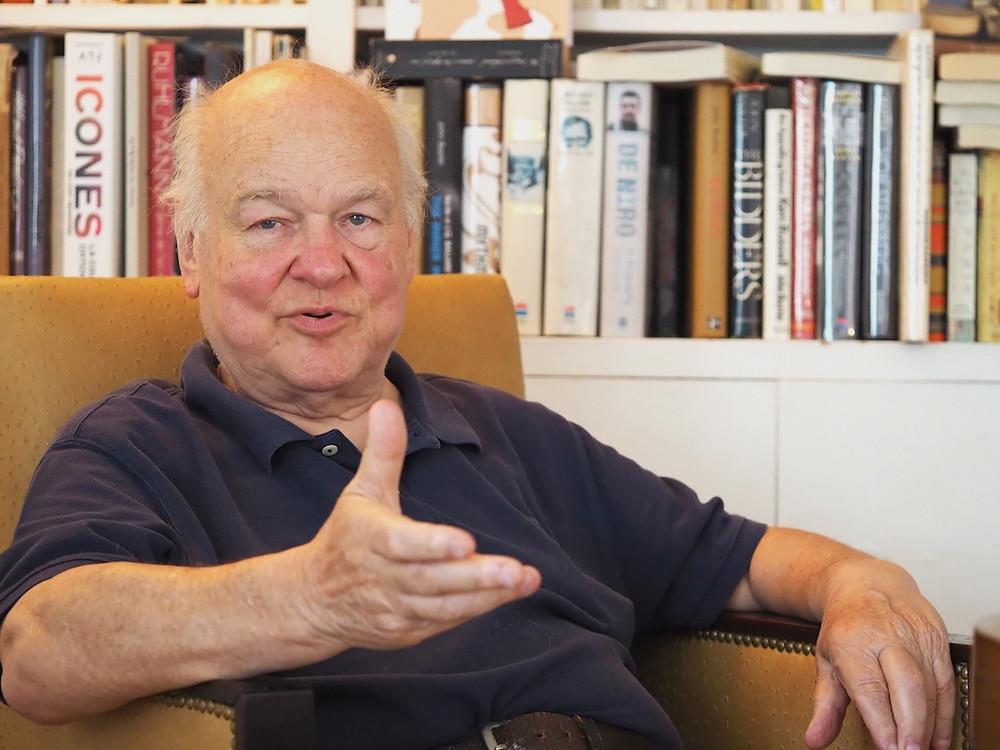 John Baxter Paris Writing Retreat, writers retreat Paris