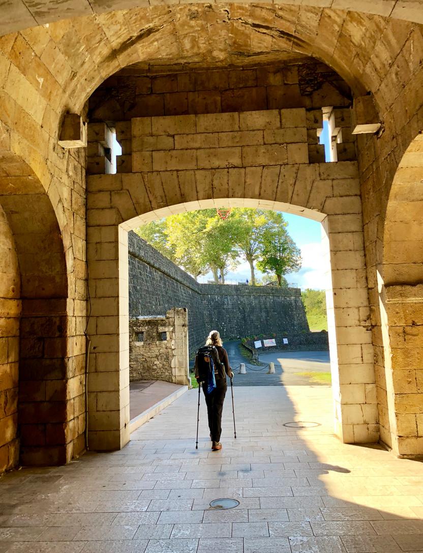 The Reason We Walk, St. Jean Pied-de-Port, France