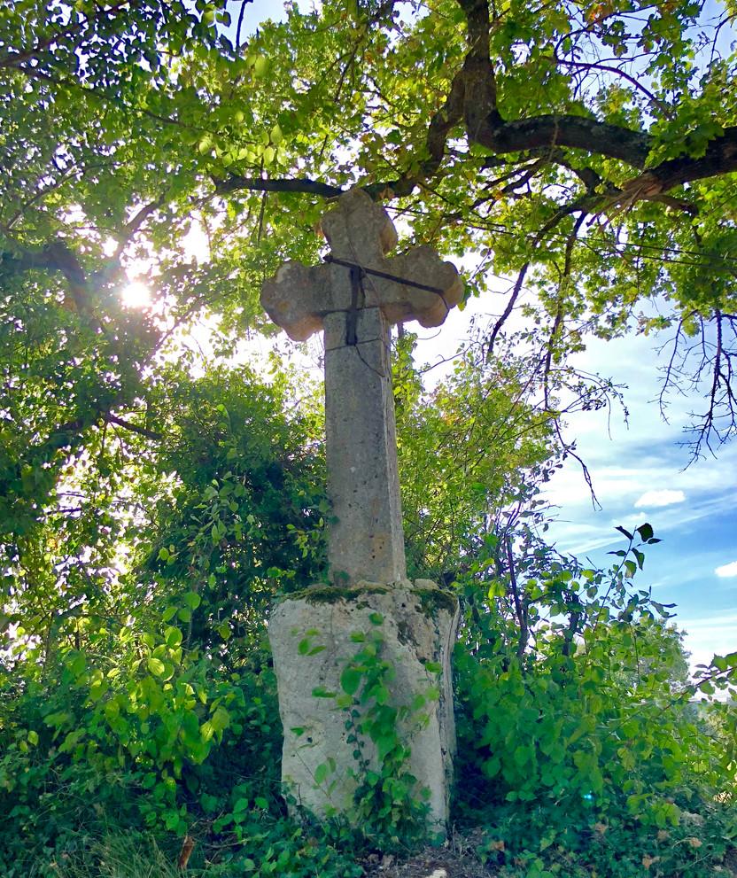 The Crosses of the Chemins de Compostelle, A Pilgrim's Blessing, France