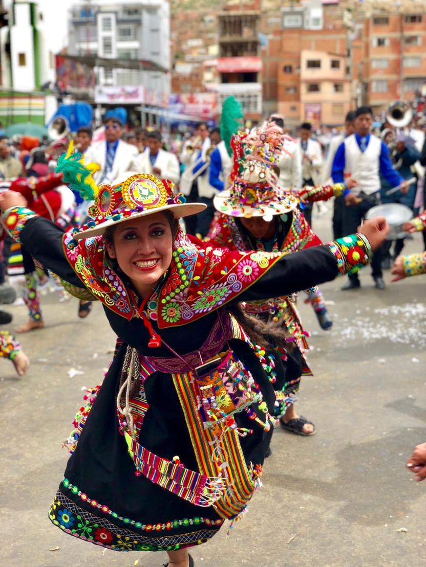 Carnaval! Oruro, Bolivia