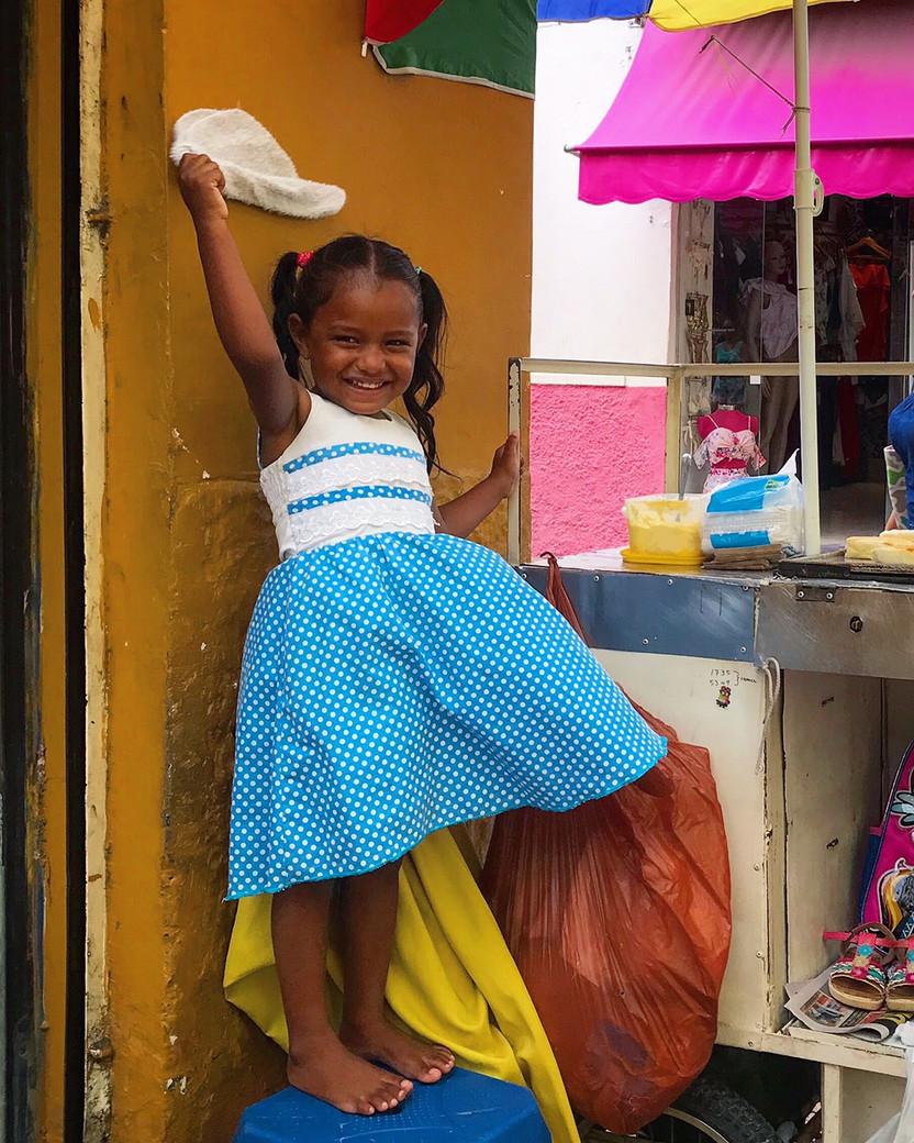 Beauties of Cartagena