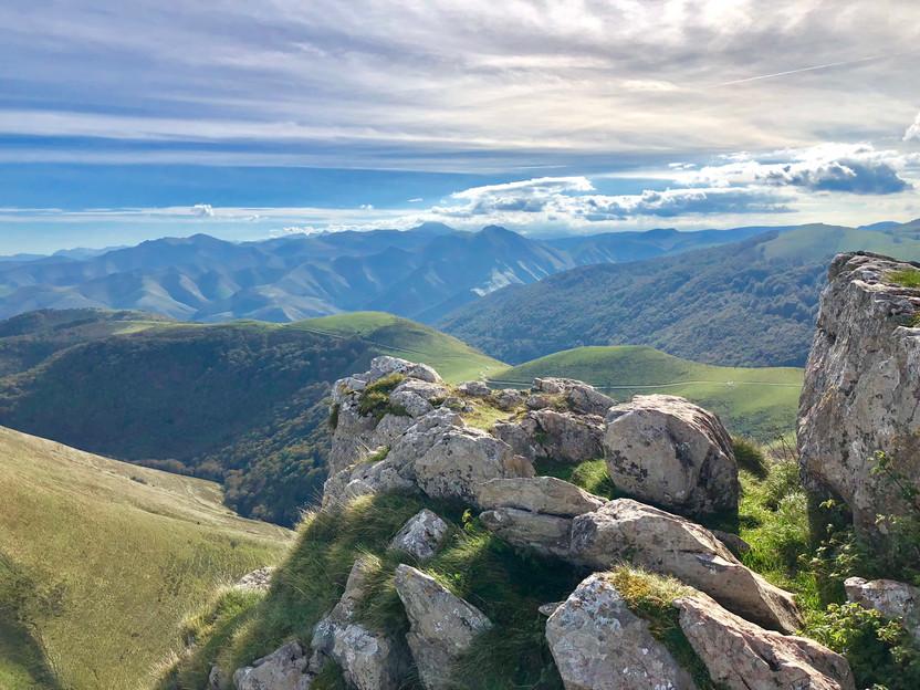 Blown Away by Spain! Camino de Santiago, Spain