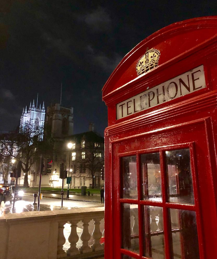 London Calling, England