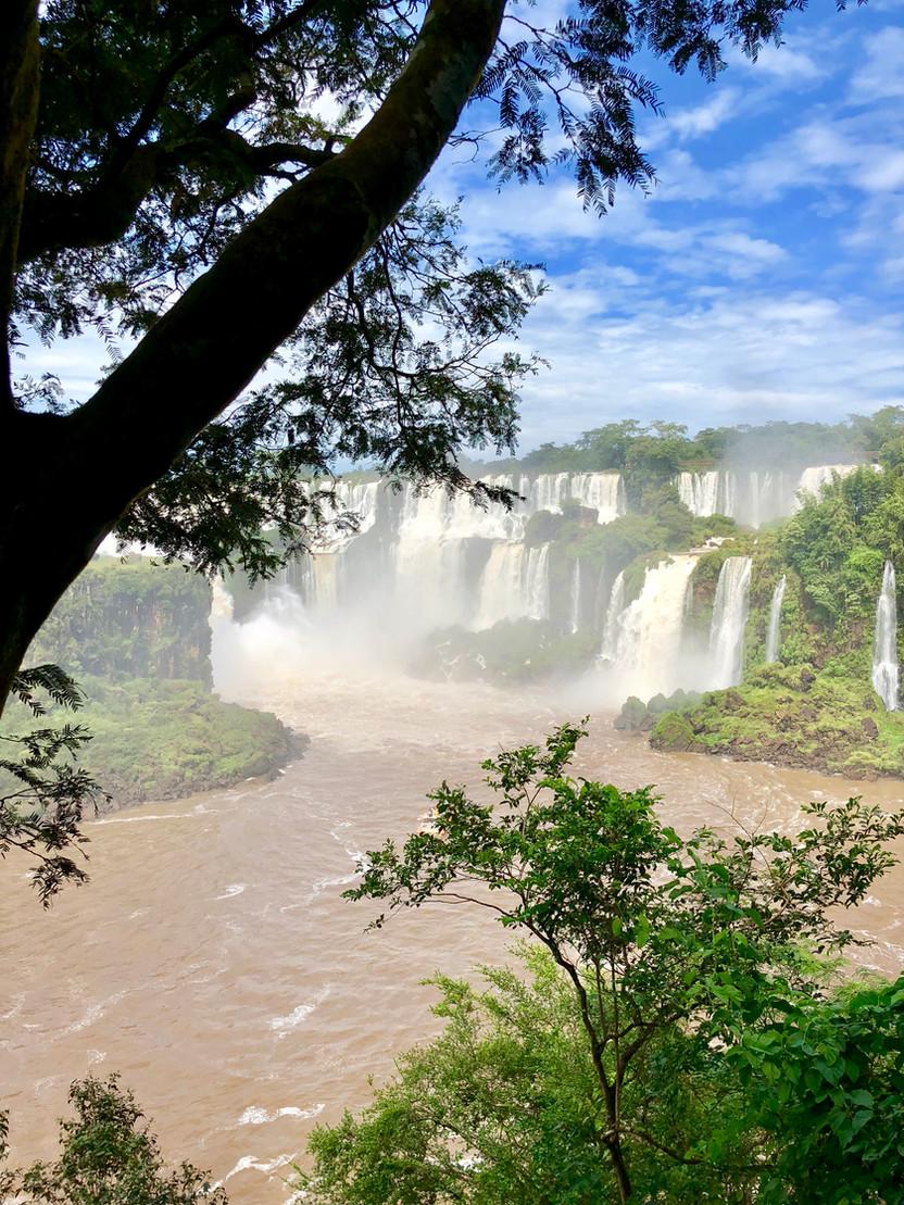 Iguazzu Falls, Argentina,