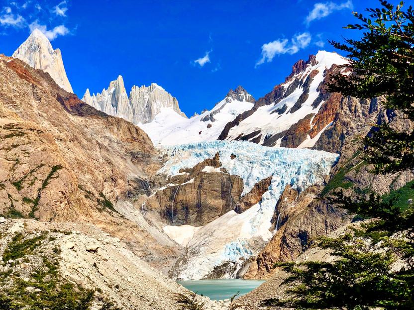 Hiking in Argentina, El Chalten and Mt. Fitz Roy