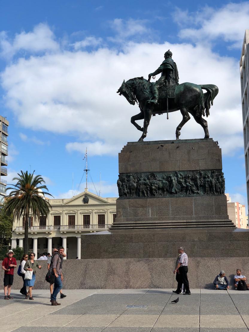 "Montevideo, Uruguay ""Eisenhower's America with English Subtitles"""