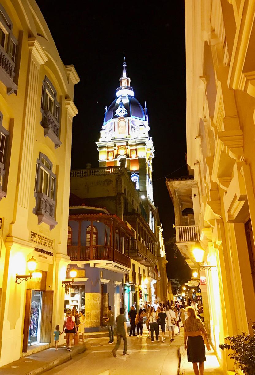 Our Week in Cartagena