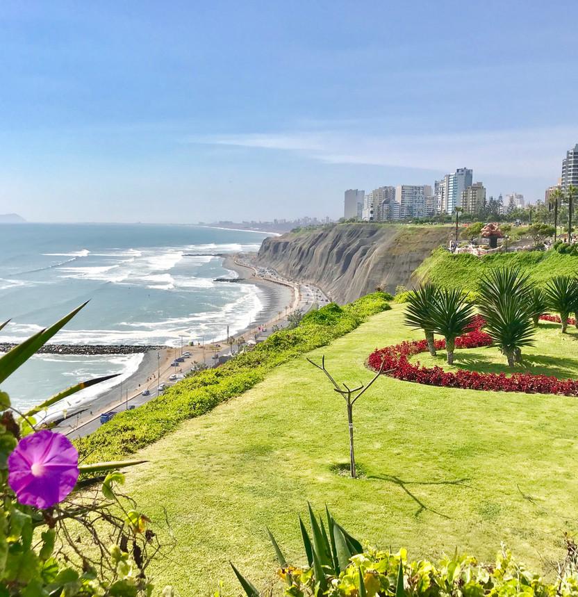 Historic Lima's Pacific Coast