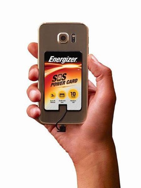 Energizer סוללת חירום לנייד