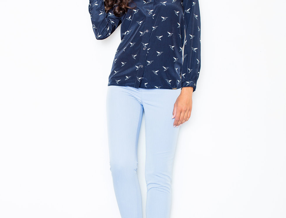 Trousers M293 Blue