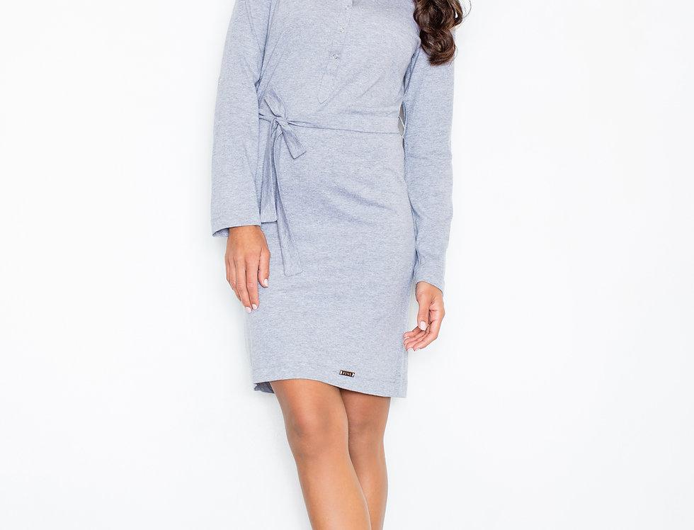 Dress M287 Grey