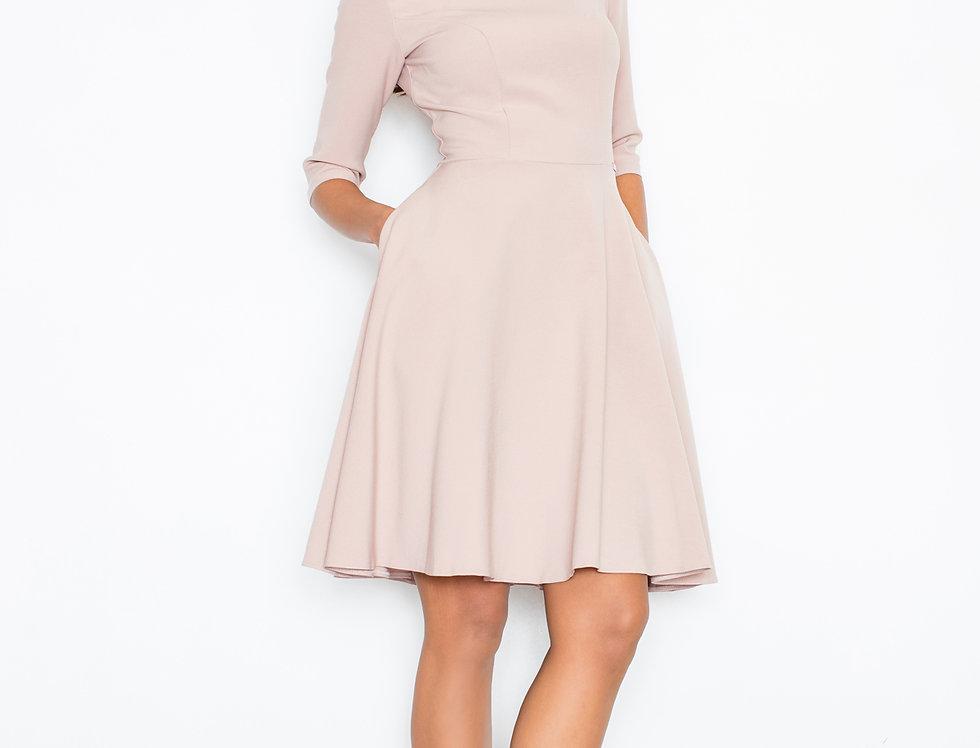 Dress M327 Pink