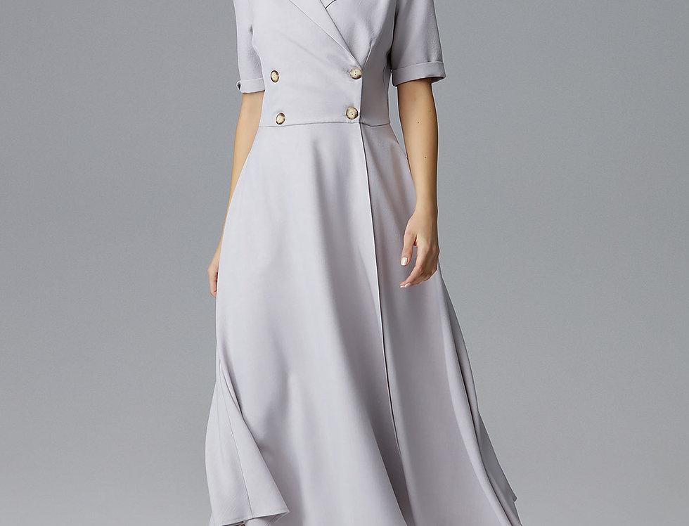 Dress M632 Grey
