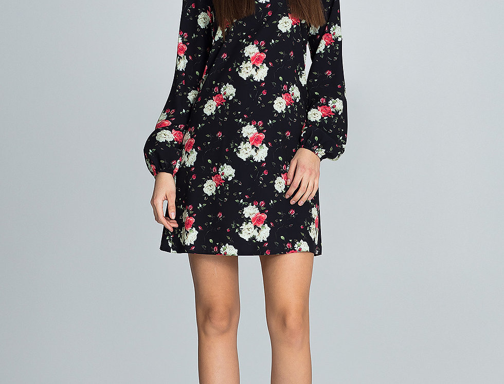 Dress M596 Pattern 77