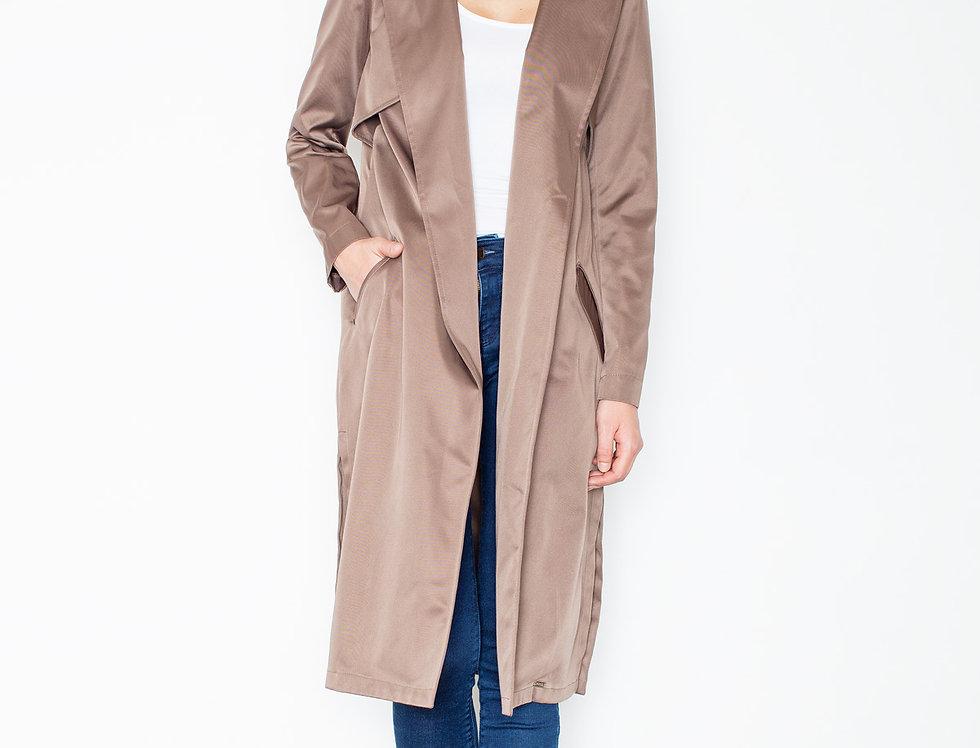 Coat M427 Brown